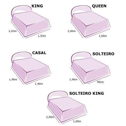 Medidas dos lençol de percal