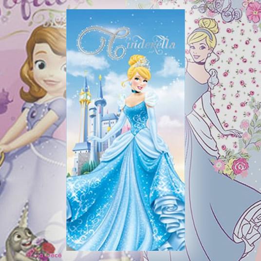 Toalha das Princesas