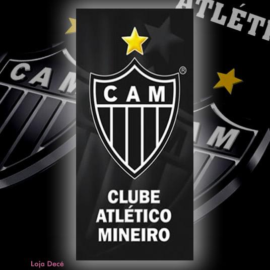 Toalha do Atlético Mineiro