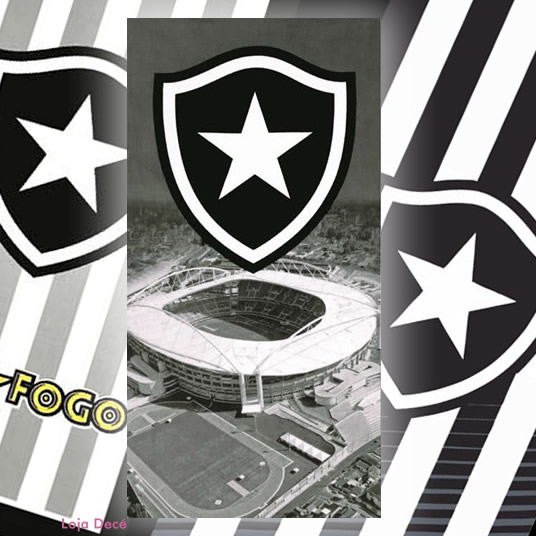 Toalha do Botafogo