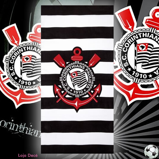 Toalha do Corinthians