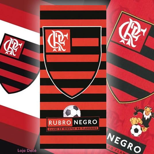 Toalha do Flamengo
