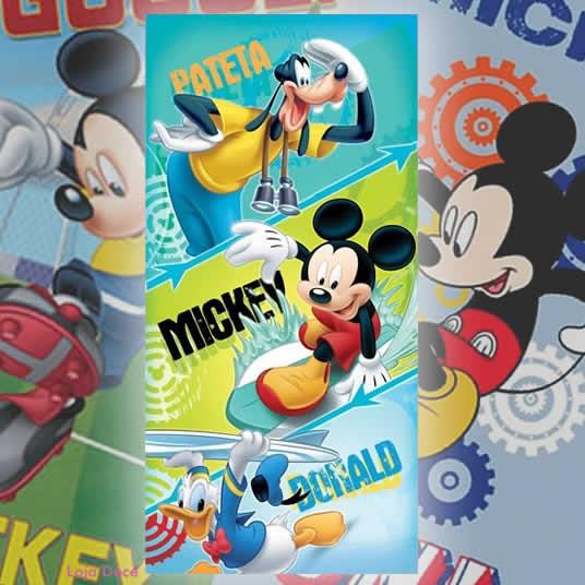 Toalha do Mickey