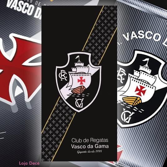 Toalha do Vasco